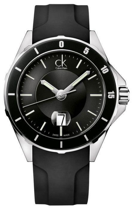 Relojes Calvin Klein PLAY hombre K2W21XD1 con descuento.
