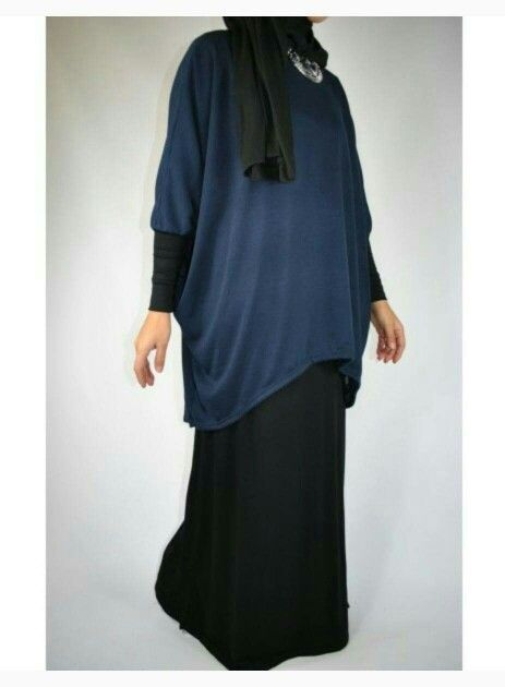 Sa'Chel tunics over the abaya