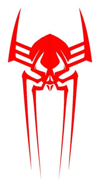 Spider Man 2099 Marvel Power Spiderman Art 2099 Logo