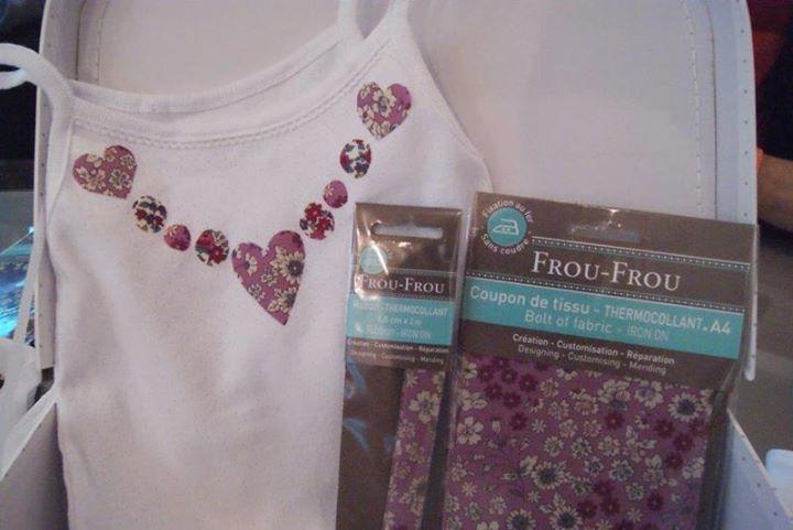 Couture sans fil Frou-Frou