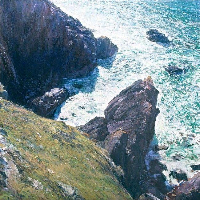 Paul Lewin - Predannack Cliffs, Lizard