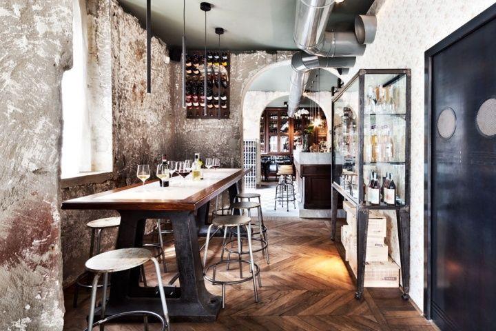enoteca La bottega del vino - milano