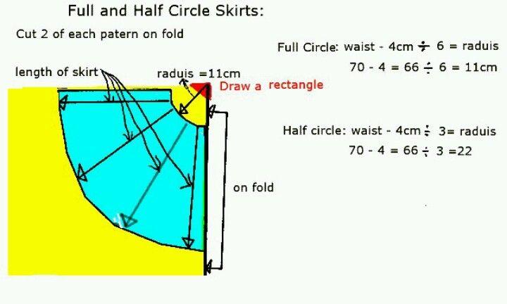Pola half circle