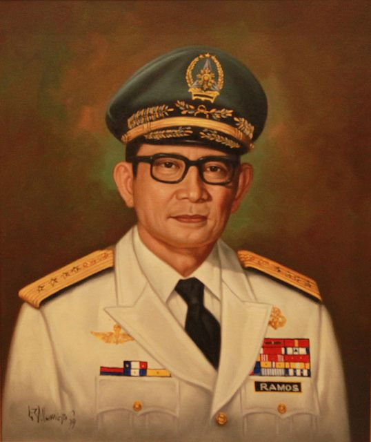 Gen. Fidel V. Ramos | by Presidential Museum and Library