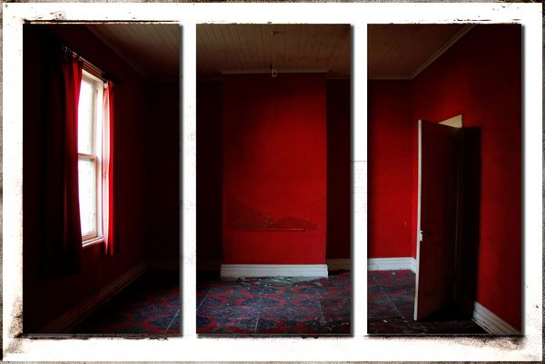 The Red Room - © Sarah Stirrup