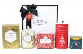 Limited Edition Christmas Cheer Glasshouse Pamper Hamper