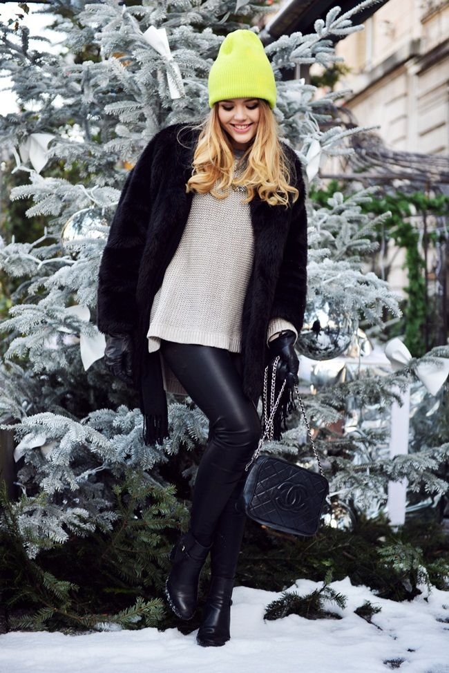 With These 40 Stylish Winter Outfit Ideas Make Your Fashion Hot! - Trend2Wear