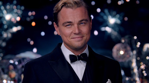 Il grande Gatsby (Baz Luhrmann, 2013), con Leonardo DiCaprio, Tobey Maguire, Carey Mulligan, Joel Edgerton