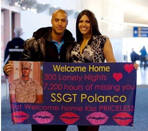 free signs for military, just pay shipping...great for the upcoming deployment