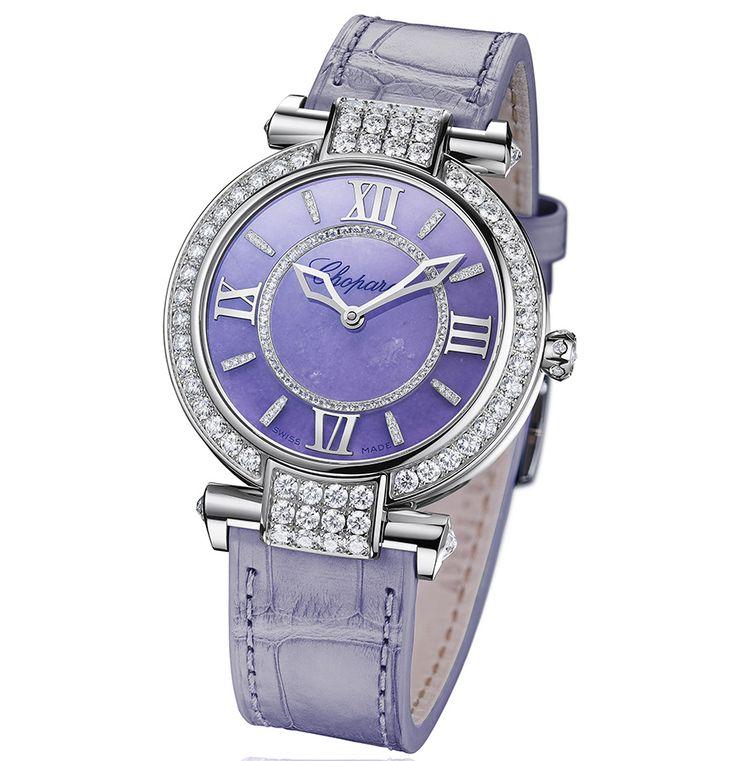 Новые часы Chopard Imperiale Jade