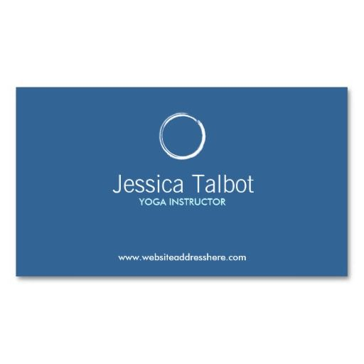 15 best logo images on pinterest acupuncture massage business and zen circle in whiteblue business card this great business card design is available for customization all text style colors sizes can be modified to fit colourmoves