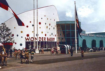 Continental Baking - Wonder Bread (New York World's Fair 1939)