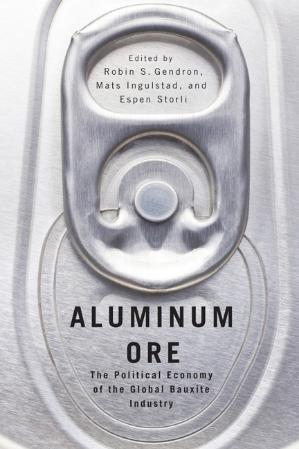 ALUMINIUM ORE / repinned on Toby Designs