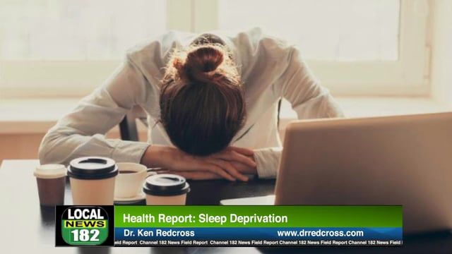 Are you sleep deprived? Watch this televised health report airing on SCB TV Channel 182 about sleep with medical expert Ken Redcross, MD. Stay informed. #LTARadio #radio #news #SCBTV182 #SCBTV #tv #health #sleep