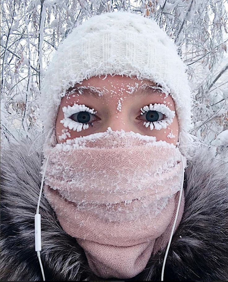 Life in this Siberian village, where temperatures plunged to as low as -88F this week, is constant negotiation with the cold.