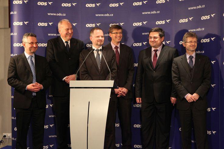 Několik momentů z 24. kongresu ODS v Olomouci