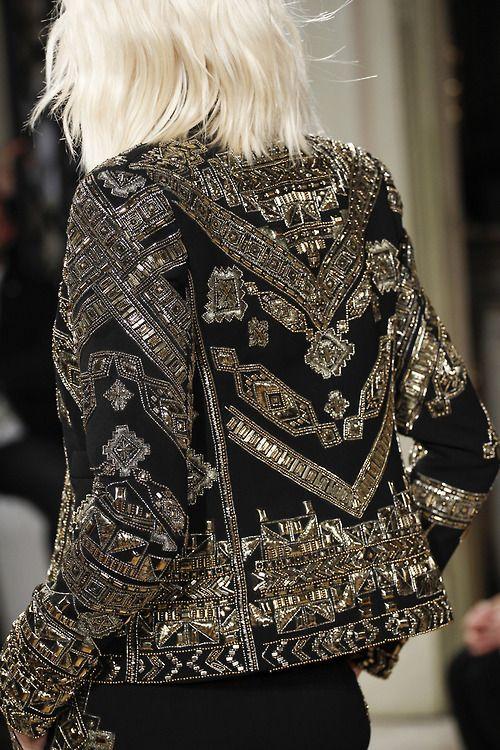 Emilio Pucci fall 2014. I need this jacket.