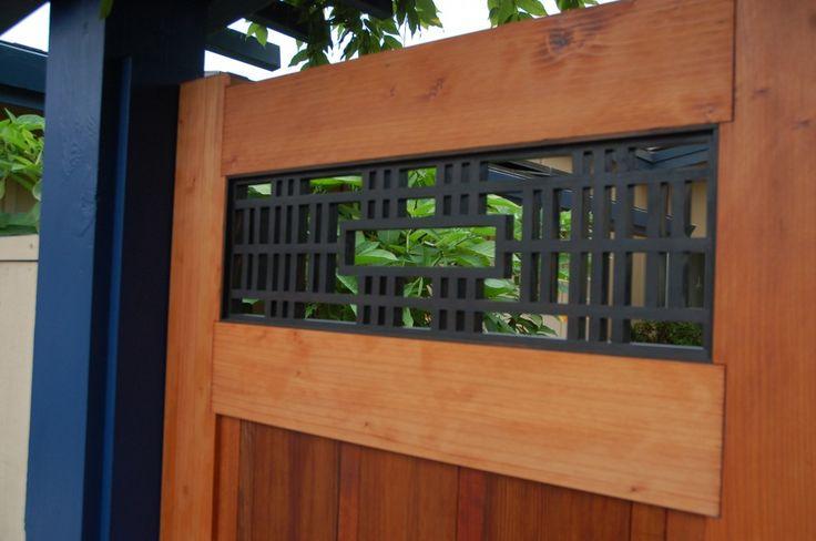 Image result for asian fence gates