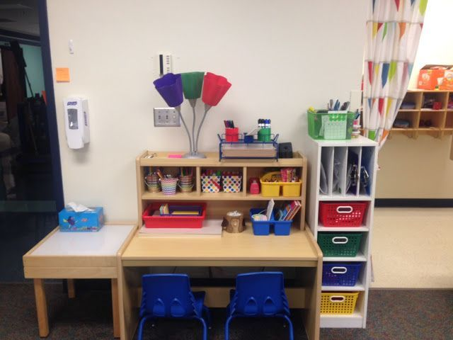 Preschool Wonders: The Writing Center Blog Hop!