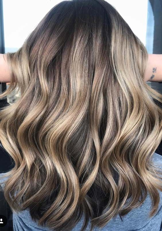 See Here The Unique And Elegant Golden Sandy Hair Color Ideas To
