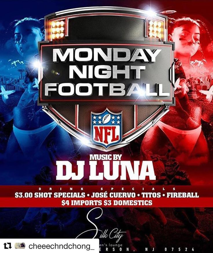 Tonight come watch the games w your fav @therealsilkcitydolls @cheeechndchong_ @silkcitygentlemenslounge $3 shots of Tito's Fireball & Jose Cuervo as well as $4 imports  $3 domestic beers all night #Monday #Mondaynightfootball #footballMonday #bartender #silkcity #Paterson #NJ