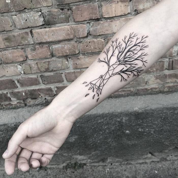 50 Mighty Tree Tattoo Designs and Ideas - TattooBloq