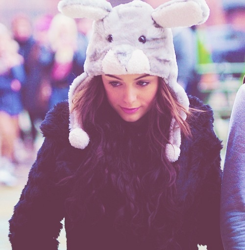Love the hat ^.^
