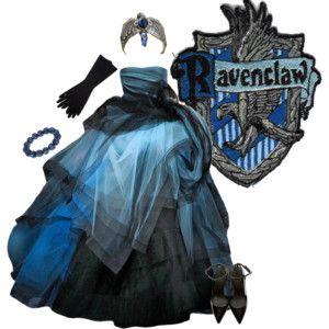 Ravenclaw with diadem