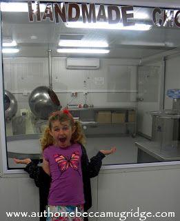 Fun factory tours for kids - NUTWORKS Sunshine Coast