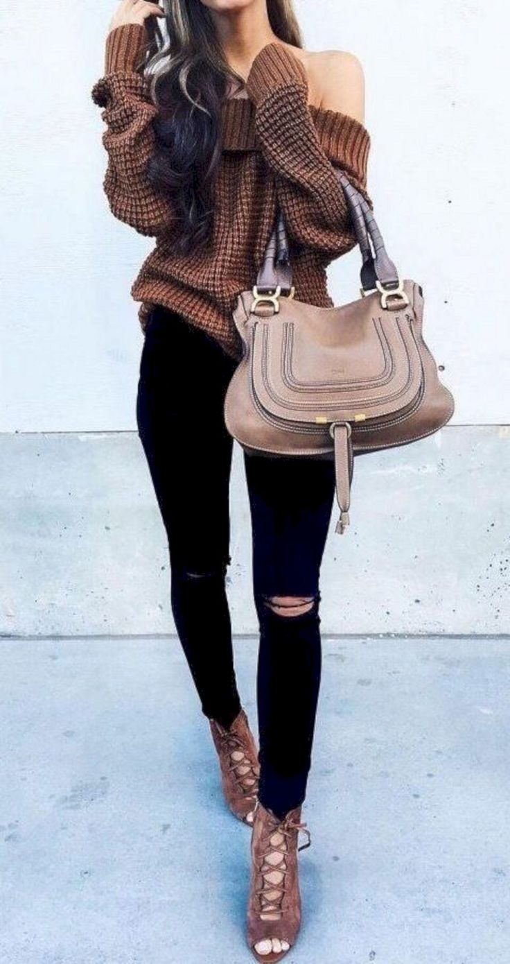 Amazing Top 25+ Beautiful 50 Degree Weather Outfit Ideas For Women Cozy Outfits https://www.tukuoke.com/top-25-beautiful-50-degree-weather-outfit-ideas-for-women-cozy-outfits-17765