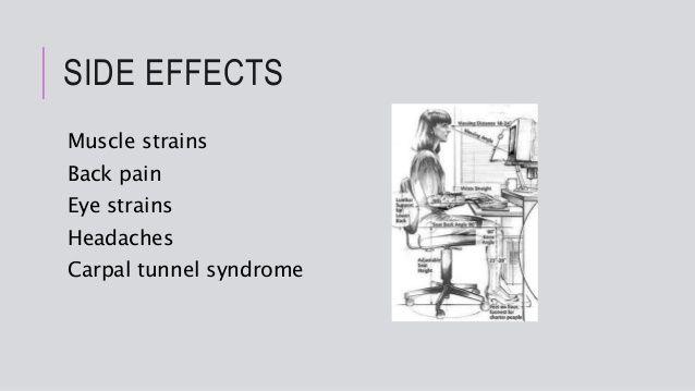 techno side effects