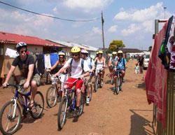 Soweto Bicycle Tour