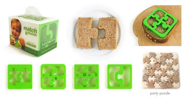 puzzle sandwiches ♥