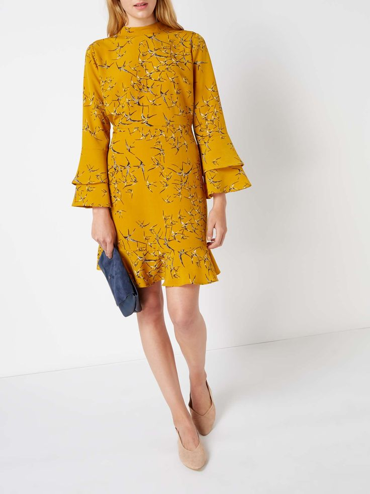 Buy your Maison De Nimes Swallow Print Dress online now at House of Fraser. Why not Buy and Collect in-store?