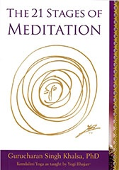 On my wish list - The 21 Stages of Meditation by Gurucharan Singh