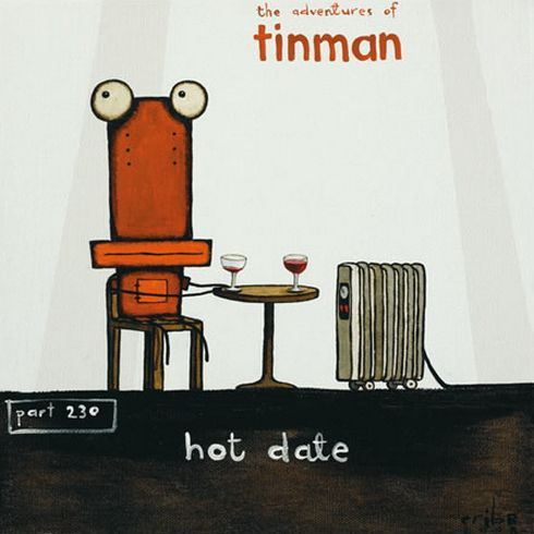 A very HOT date! Tony Cribb - imagevault.co.nz