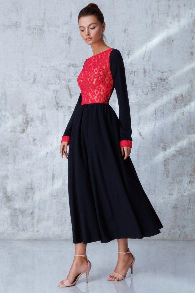 7507c944f21 Платье «Руслана» миди