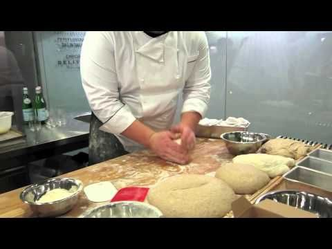 Gabriele Bonci, Lezione di Pizza - YouTube