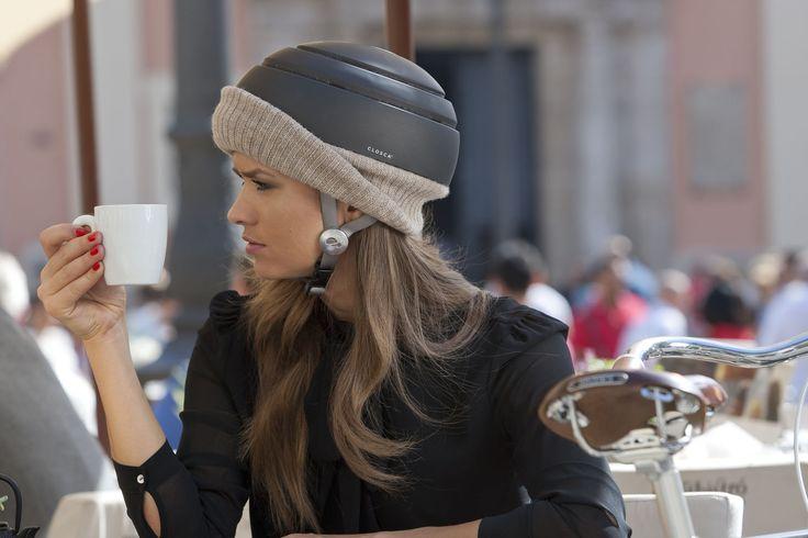 Closca Design- collapsable helmet