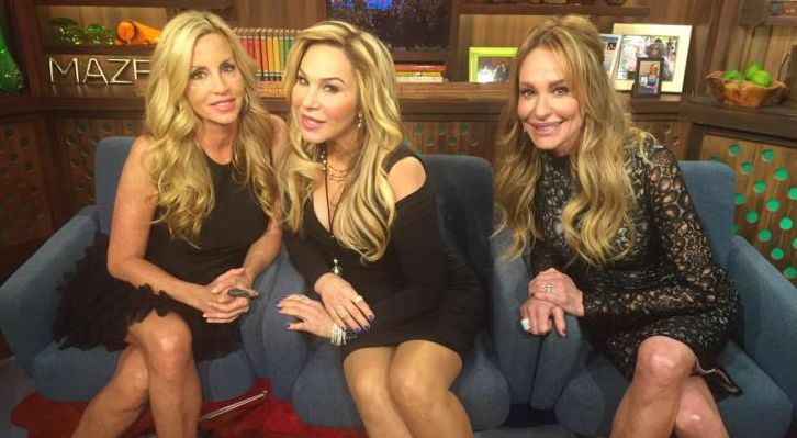 Camille Grammer, Adrienne Maloof And Taylor Armstrong Appear Last Night On WWHL - http://theriotarmy.net/camille-grammer-adrienne-maloof-and-taylor-armstrong-appear-last-night-on-wwhl/