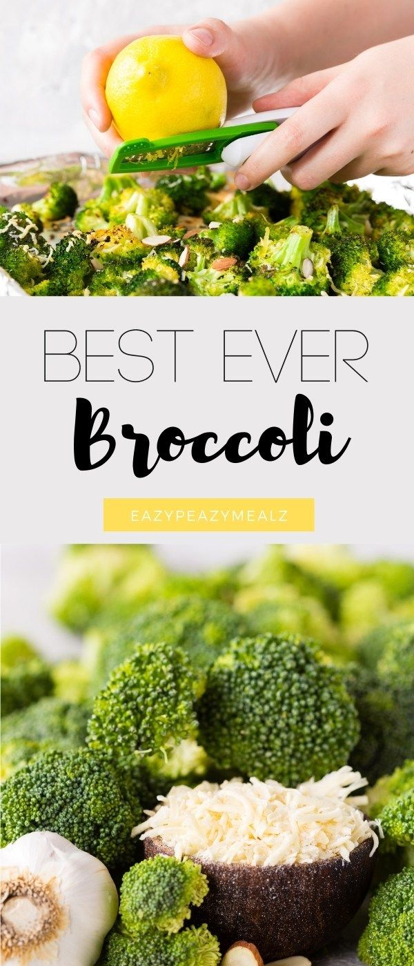 Best Ever Roasted Broccoli Easy Peasy Meals Recipe Roasted Broccoli Broccoli Recipes Broccoli