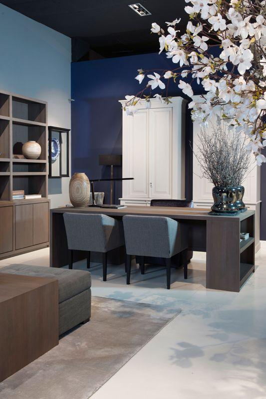 Keijser en co eurlings interieurs eigentijdse meubelen met een pure vormgeving waarbij alles - Eigentijdse design lounge ...