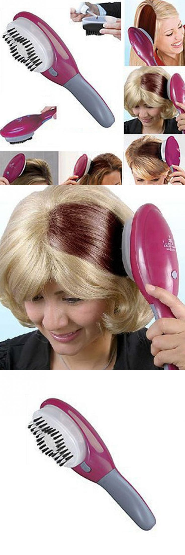 2017 New Arrival  Professional Hairdressing Brush Styling Tools  Hair Coloring Brush Color Hair Dyeing Comb