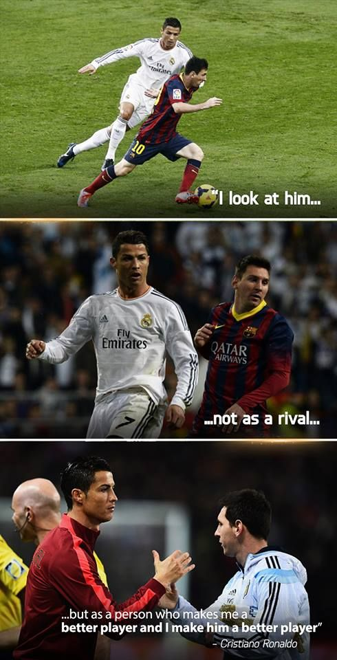 Respect from Cristiano Ronaldo.    Urfifa.com is the Largest FIFA Coins Shop with Full stock, you can get FIFA 16 daily update, funny news about soccer, and secure FUT Coins. http://www.urfifa.com/