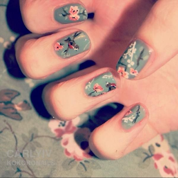 93 best Nails images on Pinterest   Nail design, Nail scissors and ...