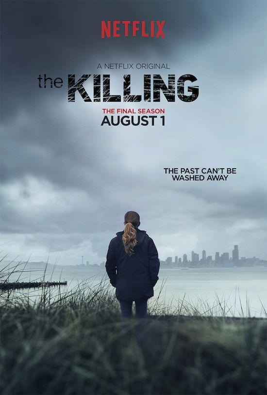 The Killing Final Season Poster Dredges Up Dark Secret — Plus: Scoop on Linden and Holder's (Romantic?) Endgame