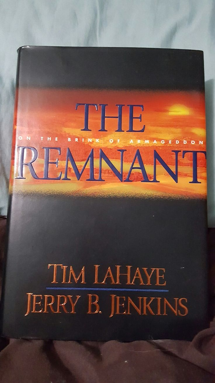 Tim Lahaye And Jerry B Jenkins; The Remnant (left Behind:10)