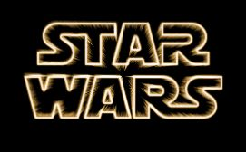 Star Wars font generator