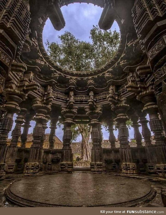 Centuries old Indian Architecture