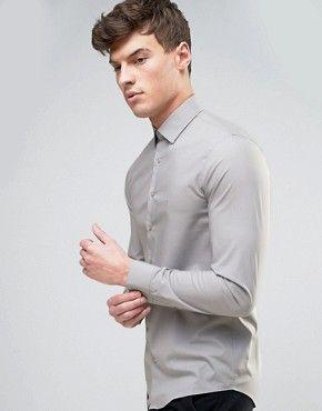 Camisas entalladas para hombre | Camisas entalladas y ajustadas | ASOS